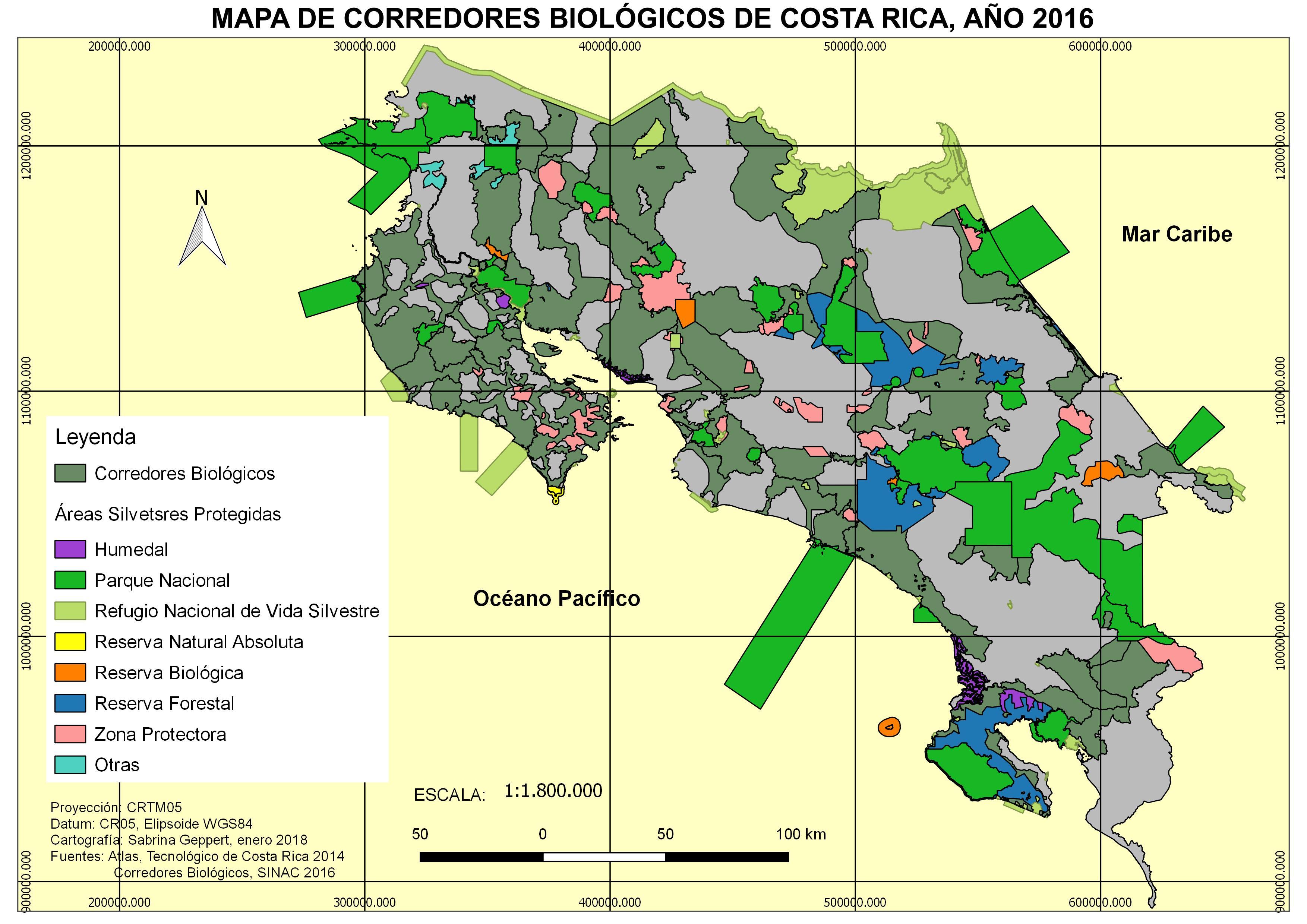 Mapas Biodiver City San Jose